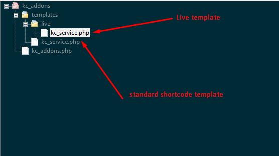 ex-service-templates